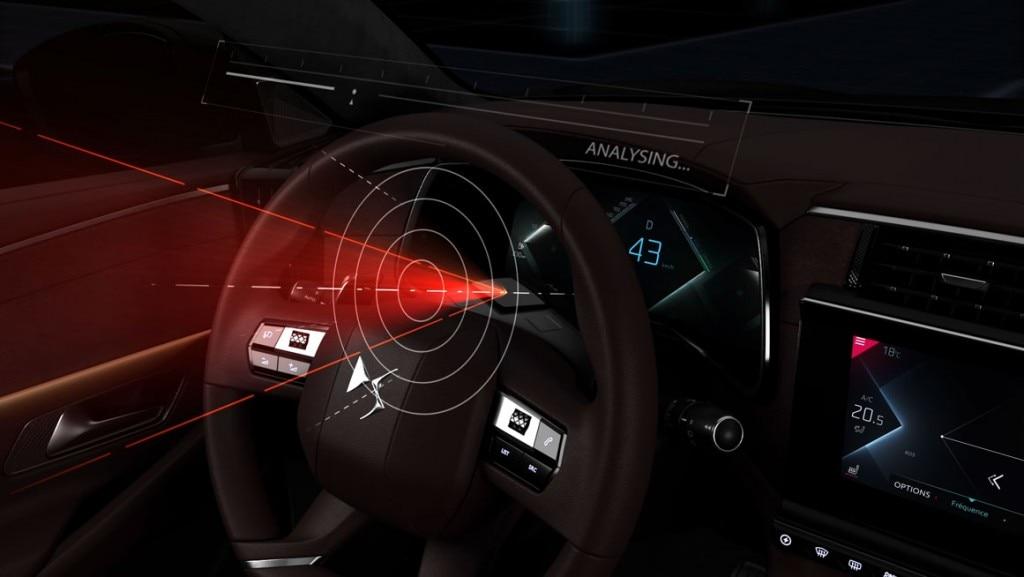 ΠΑΡΑΚΟΛΟΥΘΗΣΗ ΤΗΣ ΠΡΟΣΟΧΗΣ ΤΟΥ ΟΔΗΓΟΥ (DS DRIVER ATTENTION MONITORING)